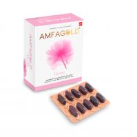 Viên Uống Dưỡng Da-Tóc-Móng AMFAGOLD® DERMA